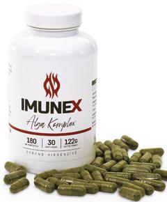 Imunex alga komplex